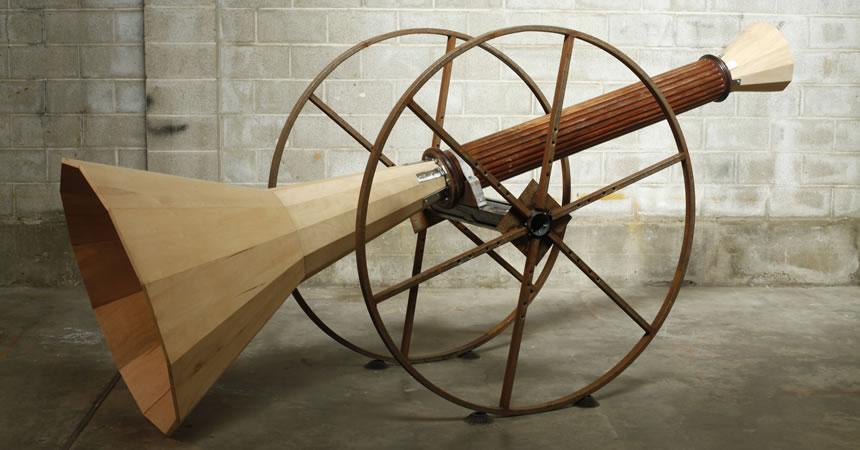 Acoustic Locator